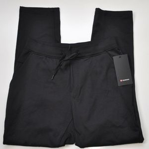 Lululemon City Sweat Pant Classic Thermo Large